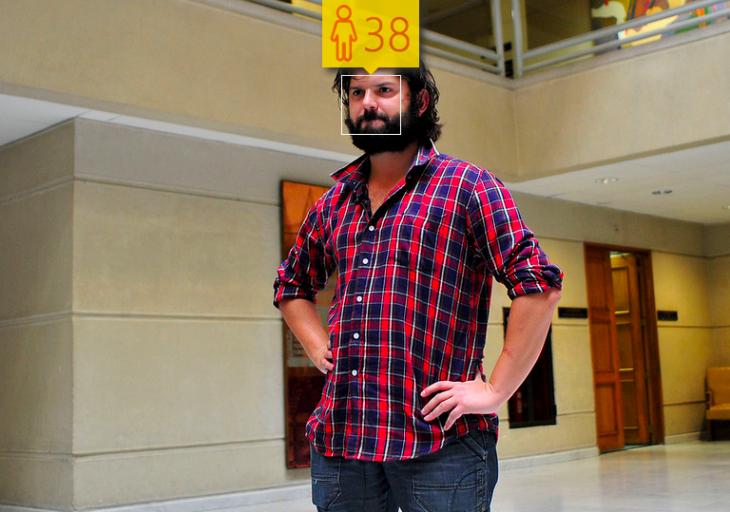 Gabriel Boric | How Old: 38 años | Edad real: 29 años