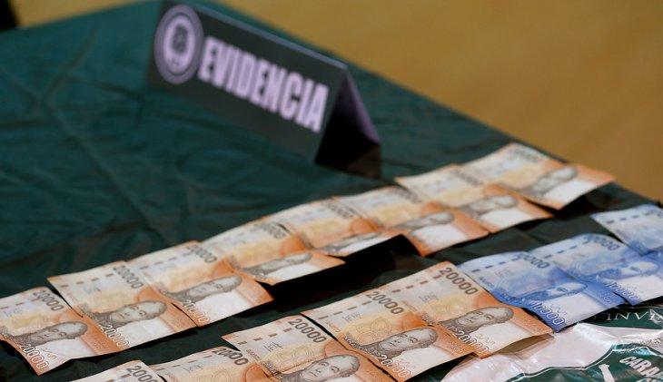 Parte del dinero | Mario Dávila | Agencia UNO