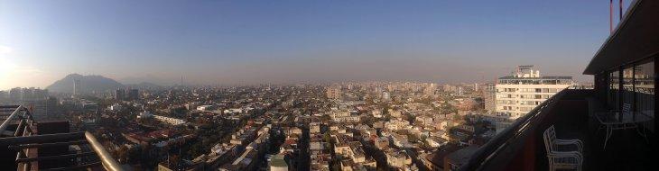 Alerta Ambiental en la region Metropolitana | Francisco Castillo | Agencia UNó