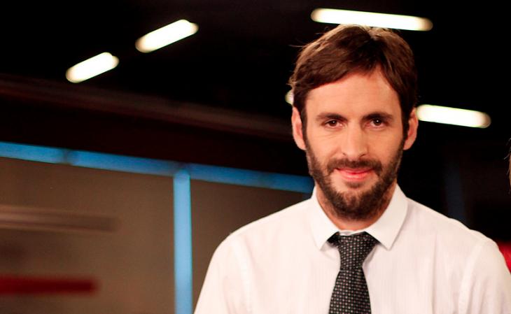 Daniel Matamala en CNN Chile