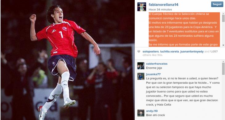 fabianorellana14 | Instagram