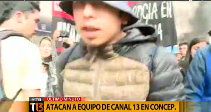 Captura de pantalla Canal 13
