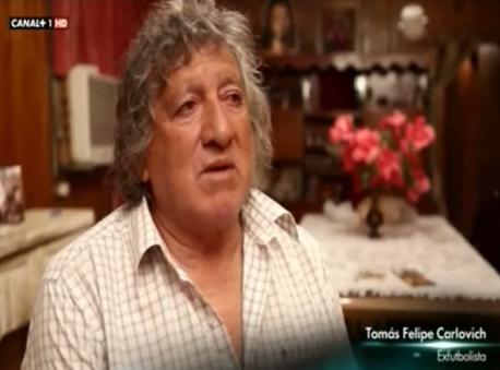 El 'Trinche' Carlovich en 2011 | Informe Robinson Canal+ | warlock7885/Youtube
