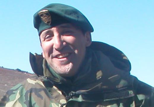 Claudio Gutiérrez | Ejército