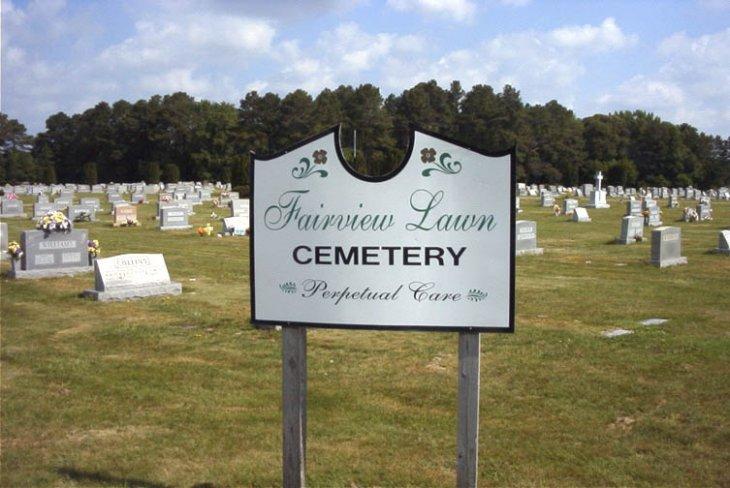 Fairview Lawn Cementery