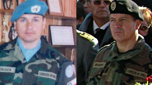 Avelino Tolosa y Guillermo Grandón