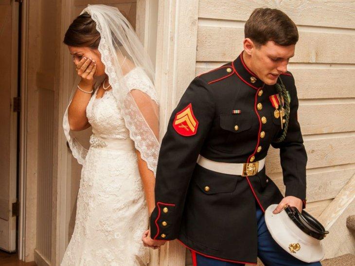Resultado de imagen de llorar antes de casarse