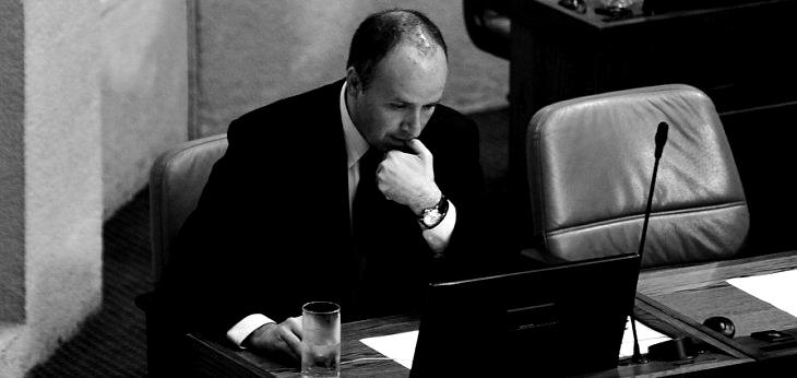 Jorge Insunza | Agencia UNO