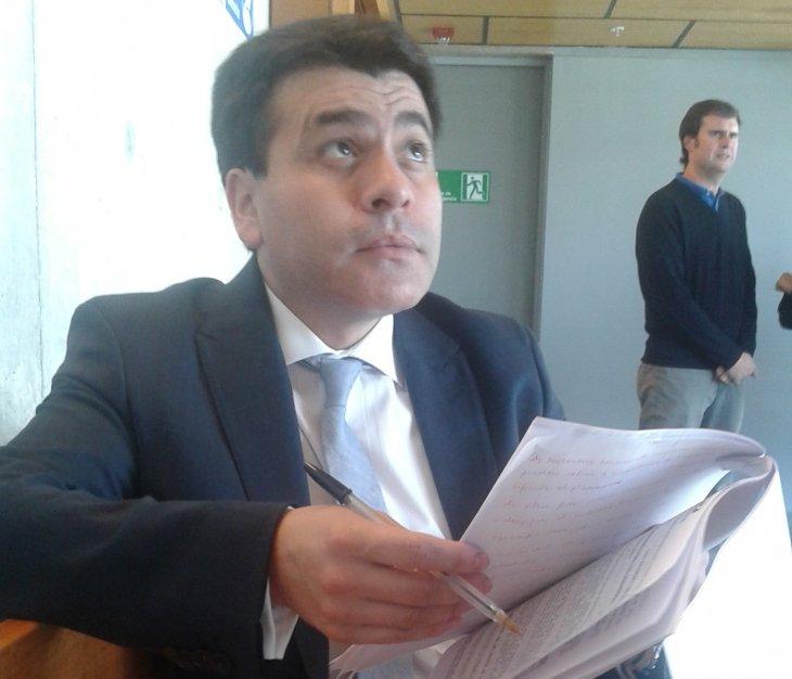 Fiscal José Antonio Villalobos