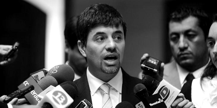 Marcelo Díaz | Agencia UNO