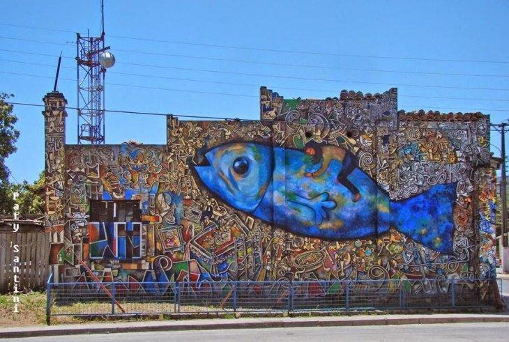 Mural de Tomé