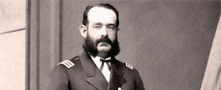 El comandante Miguel Grau | Wikimedia