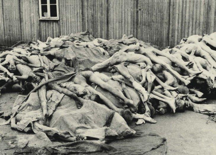 Cuerpos encontrados el día de la liberación de Mauthausen | Francisco Boix