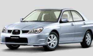 Subaru Impreza 1.6 y 2.0 | Sernac