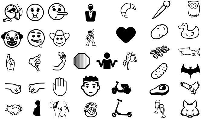 Batman, Facepalm Y Una Palta, Entre Los Nuevos Emojis Que