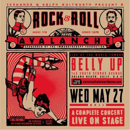 Invitación al concierto l UTS San Diego