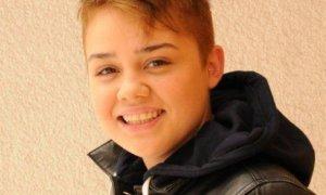 Viviana en 2012 | Canal 13