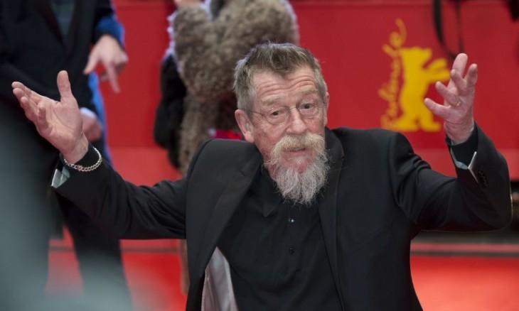 John Hurt como Garrick Ollivander en Harry Potter | Warner Bros.