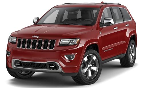 Jeep Grand Cherokee | Sernac