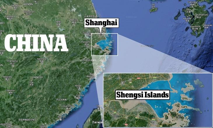 Islas Shengsi