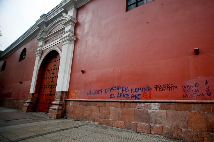Iglesia San Francisco | Francisco Longa | Agencia UNO