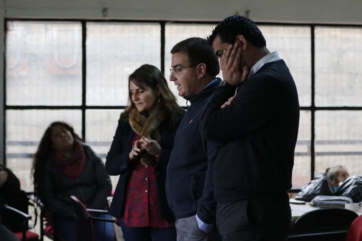 Delegado presidencial | Pablo Ovalle | Agencia UNO