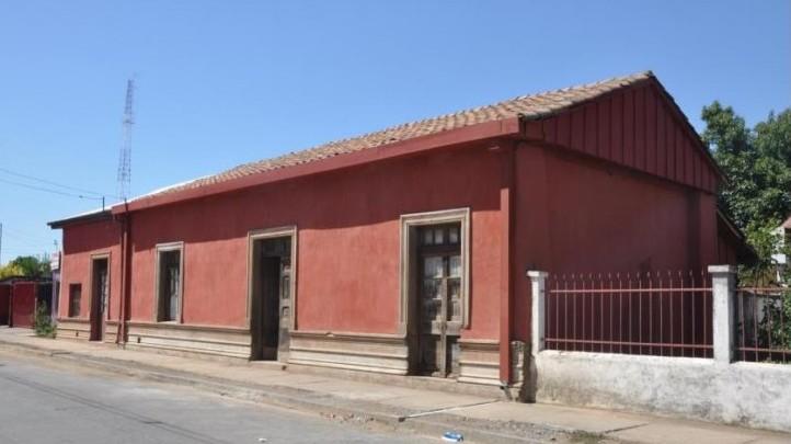 Casa Violeta Parra | MOP