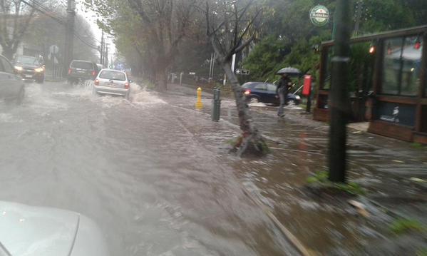 Avenida Alemania de Temuco | @eduburgosalazar