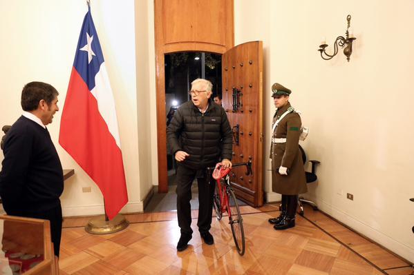 Min. Interior Chile | @min_interior