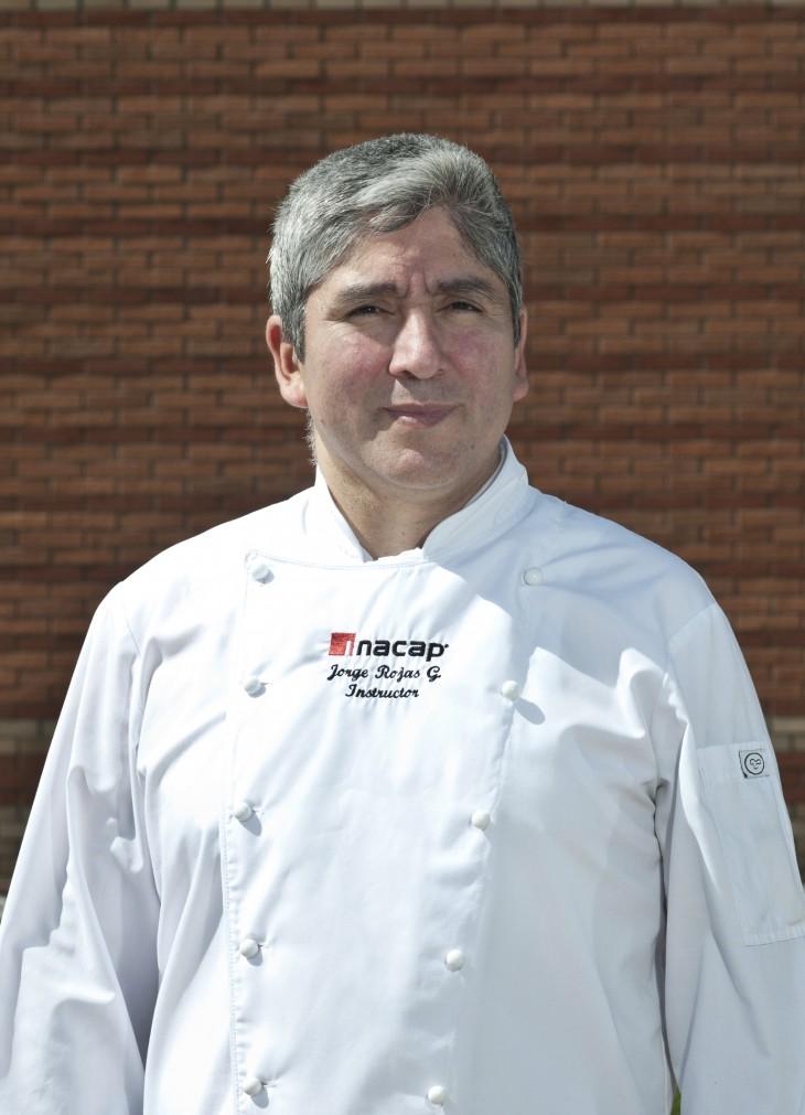 Chef Jorge Rojas