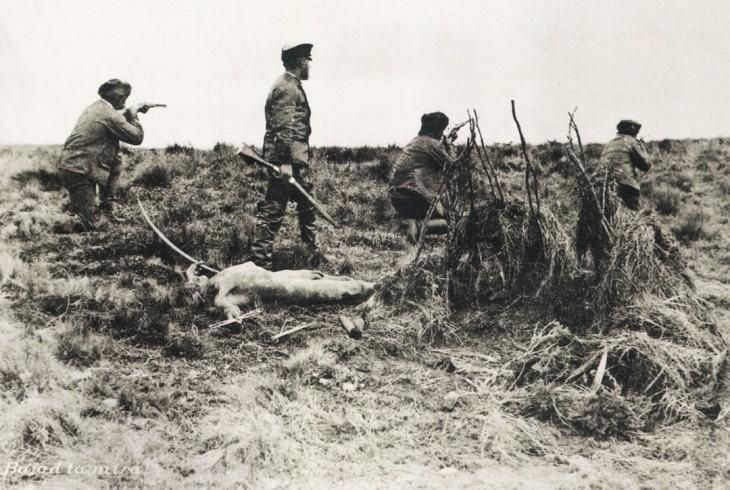 Imagen obsequiada al Presidente argentino Miguel Juárez Celman