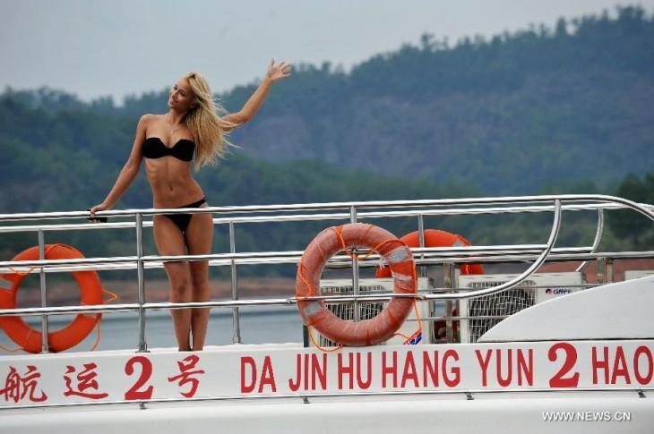 Miss Bikini | News.cn