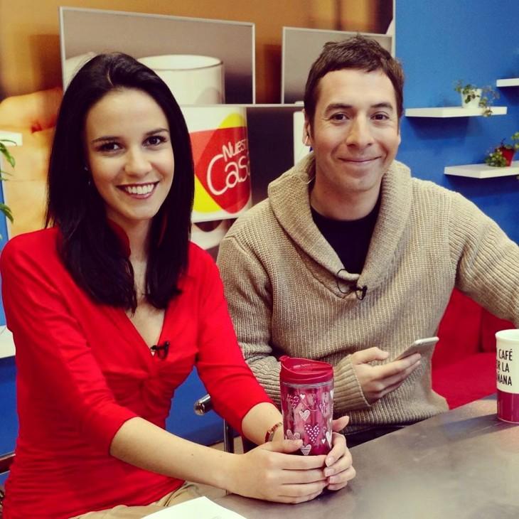 Romina Marchetti y Yusef Hadi