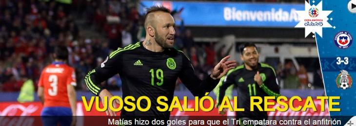 Record México