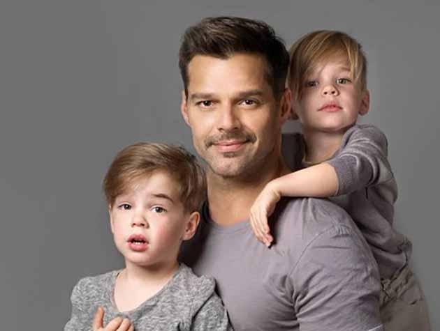 Ricky Martin | Facebook