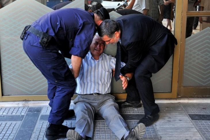 AFP /Sakis Mitrolidis