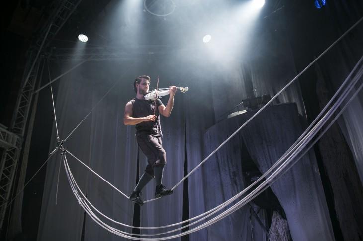 Compañía Cirkus Cirkör