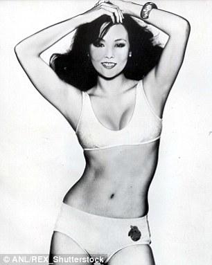 Marie en 1974 | Daily Mail