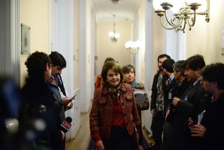 Patricia Matte | Agencia UNO