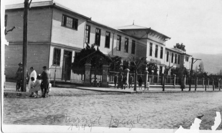 Escuela Normal de Angol | Iván Riffo C.