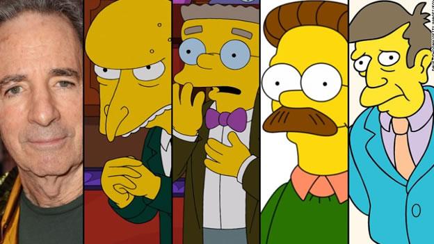 Los personajes que da voz Harry Shearer | CNN