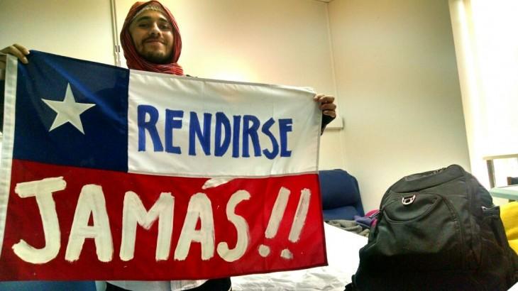 Rodrigo Avilés | Federación Estudiantes UDP