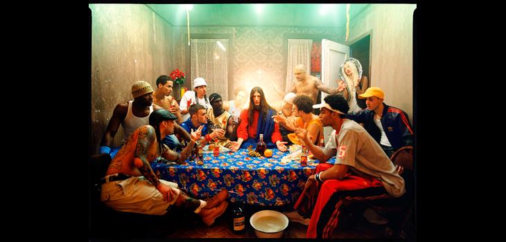 Last Supper, 2003. MAC (c)