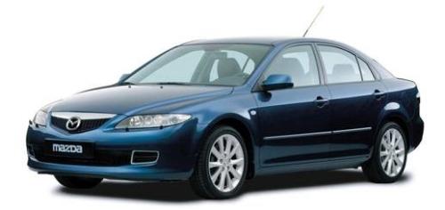 Uno de los modelos Mazda afectados | Sernac
