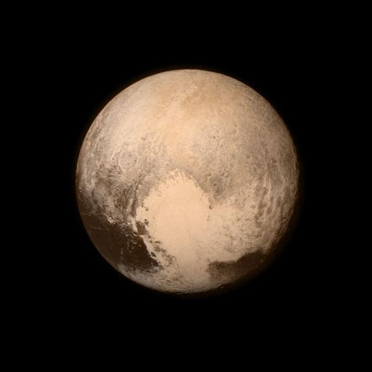 La imagen más detallada de Plutón   NASA