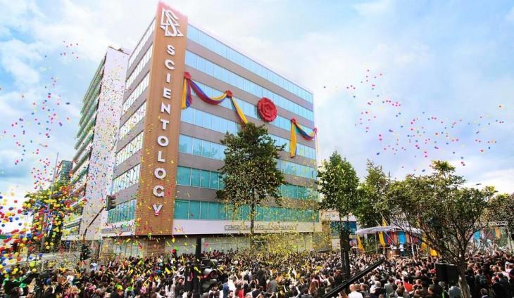 Inauguración en Bogotá | www.scientology.org
