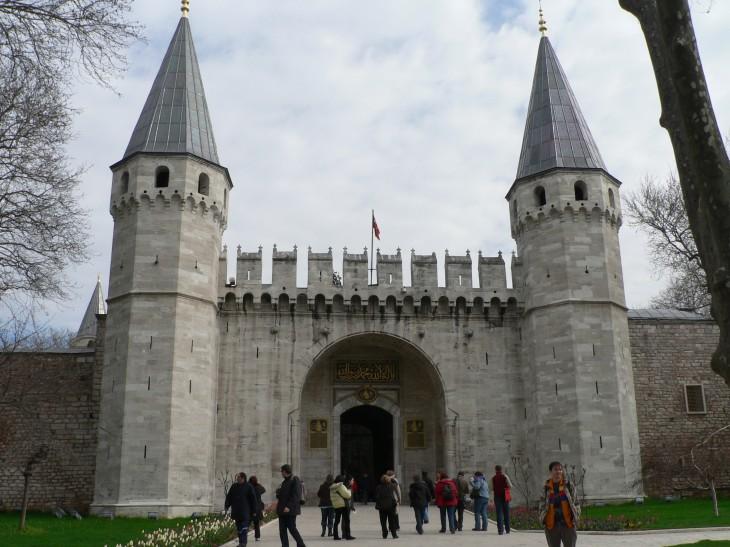 Palacio de Topkapi | Oliver-Bonjoch (CC) Wikipedia