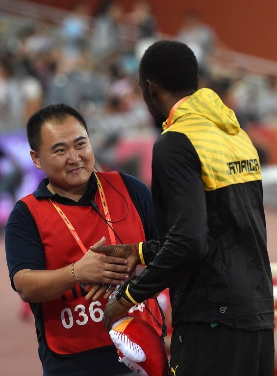 AFP PHOTO / WANG ZHAO