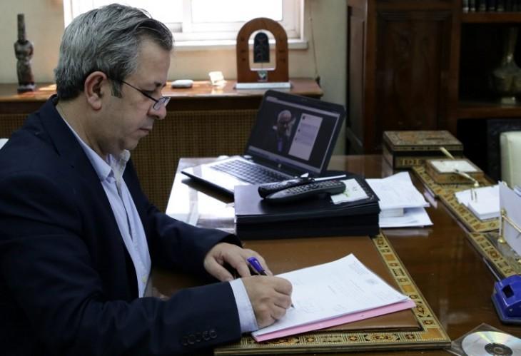 Jaled al Asaad | Louai Beshara | AFP