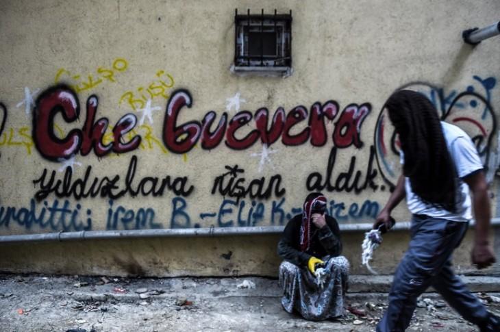 Ozan Kose | AFP